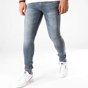 NWT Jack & Jones Jeans   Spray on   W34 L32